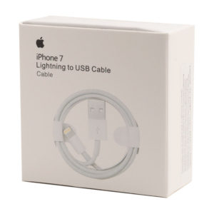 Зарядный кабель iPhone 7 Lightning to USB Cable