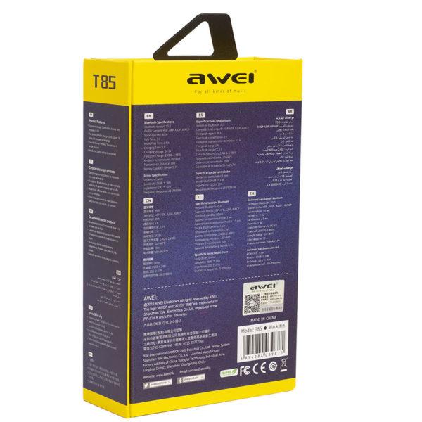 Беспроводные наушники Awei T85