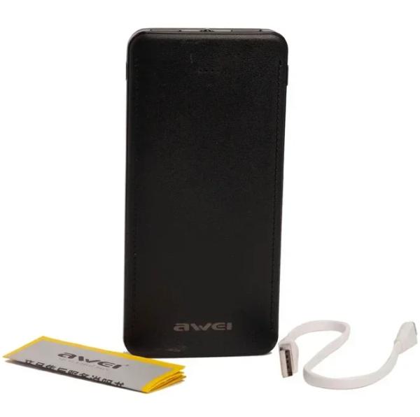 Внешний аккумулятор Powerbank Awei Р99К -10000