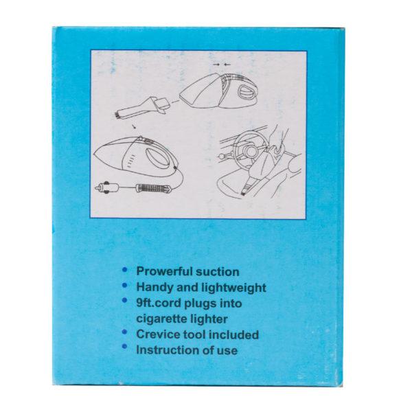 Автомобильный пылесос High-power Vacuum Cleaner
