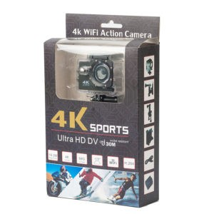 Экшн камера 4 К SPORTS