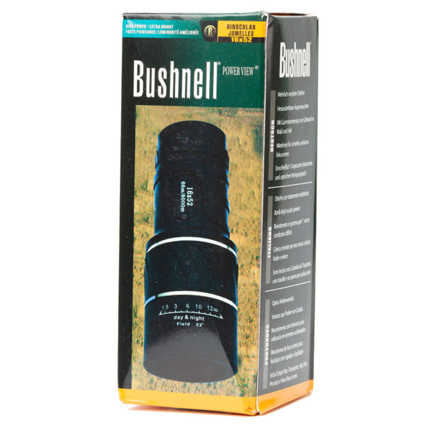 Монокль Bushell