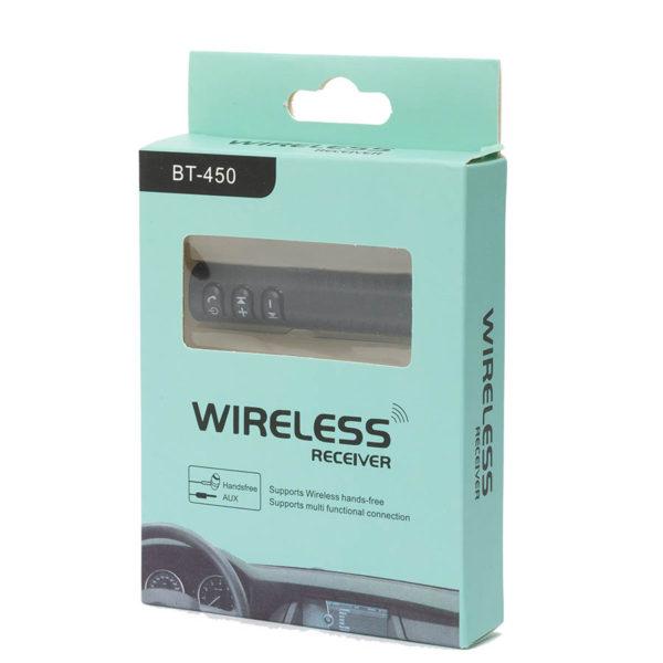 Автомобильный Bluetooth BT-450 RECEIVER