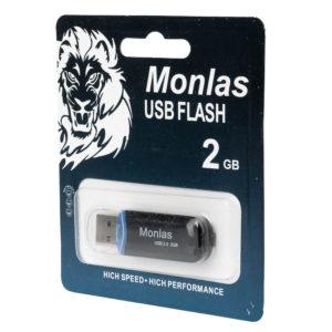 USB накопитель Monlas 2GB