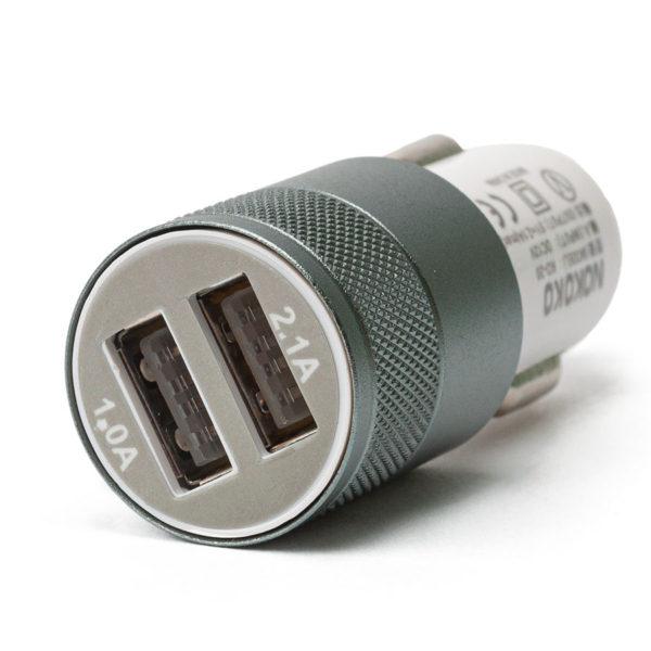 Автомобильное зарядное устройство 2.1 A