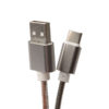 Металлический кабель TYPE-C 20 штук в упаковке
