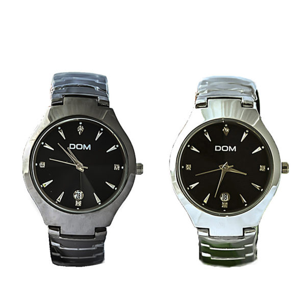 Кварцевые часы Dom