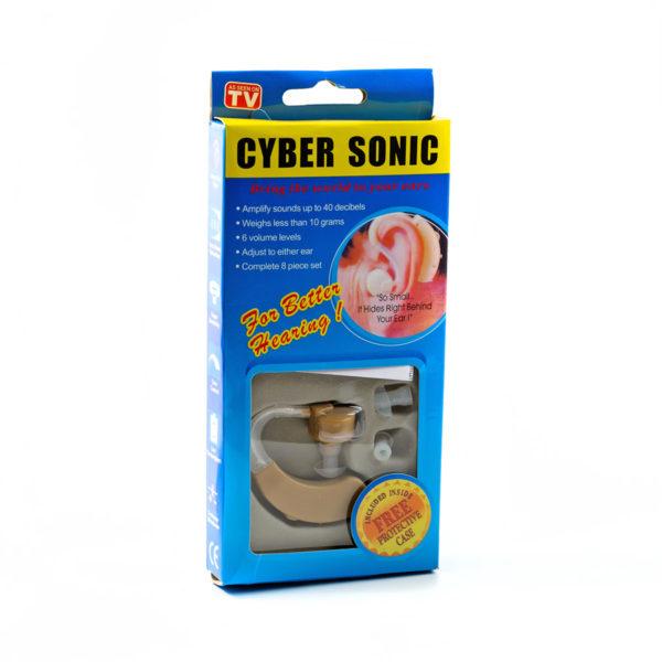 cyber sonic слуховой аппарат