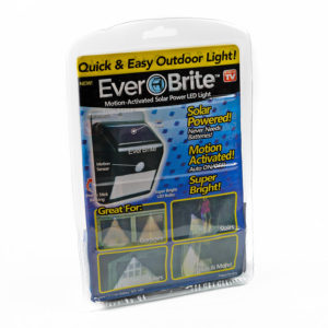 Светильник на солнечной батареи - Ever brite