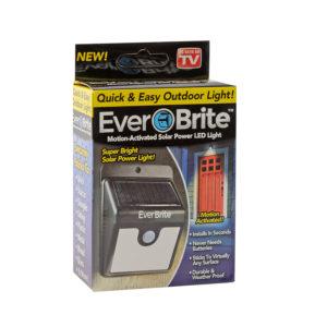 Фонарь на солнечной батареи - Ever Brite