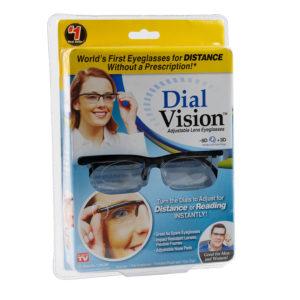 Очки с регулировкой линз - Dial Vision