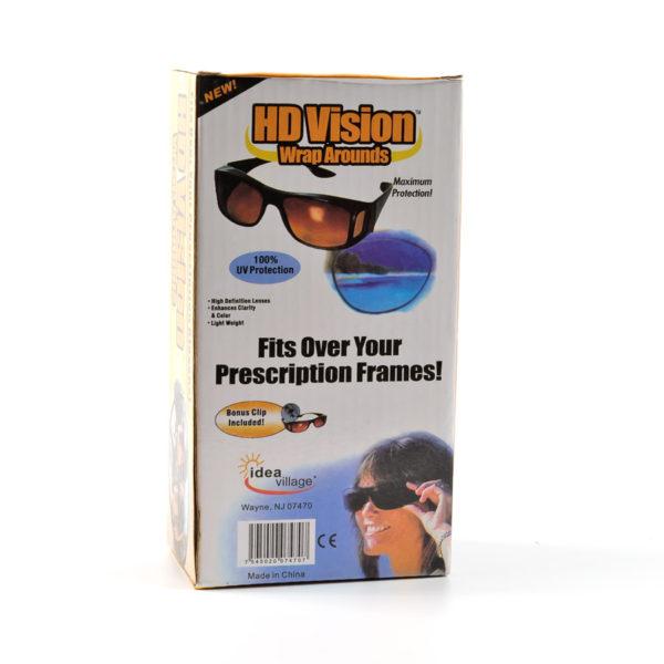 Солнцезащитные очки - HD Vision Wrap Arounds