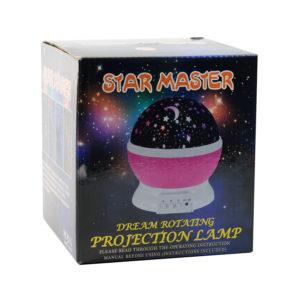Ночник - Проектор ночного неба Star Master