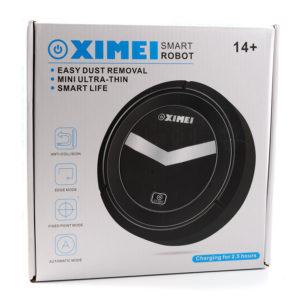 Робот пылесос - Ximei smart robot 14+