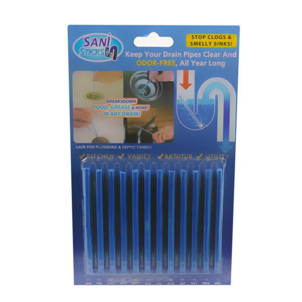 Палочки для очистки труб - Sani Sticks
