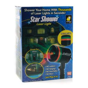 Лазерный звездный проектор - Star Shower Motion