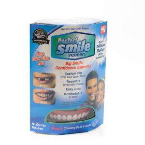 Съемные виниры для зубов - Perfect Smile