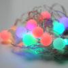 Гирлянда - ZWM 40 LED (шарики)
