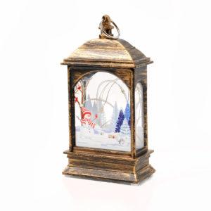 Светодиодный светильник - Мини деревянный дом