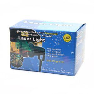 Ночной проектор - Laser Light