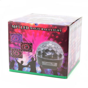 Светодиодный диско-шар - Magic Ball Led Crystal