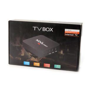 Смарт ТВ приставка - MXQ Pro 4K RК3229 2/16 Гб