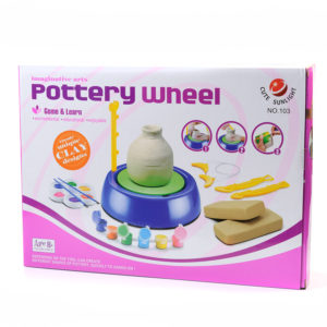 Гончарный круг - Pottery Wheel