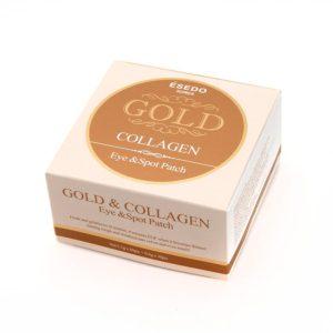 Патчи для кожи вокруг глаз - Esedo Gold Collagen