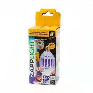 Ловушка от комаров и насекомых - Zapp Light