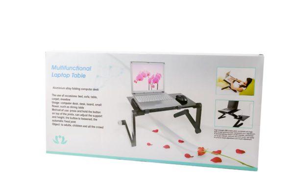 Столик трансформер для ноутбука с охлаждением