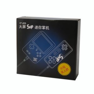 Игровая консоль 8 бит - SUP (400 in 1)