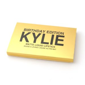 Помада - Kylie Birthday Edition