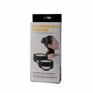 Шейный бандаж с турналином - Self Heating Neck Guard Band