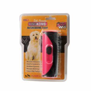 Машинка для вычёсывания шерсти - King Comb