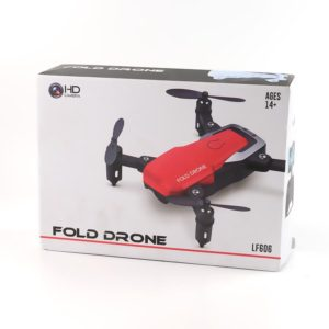 Квадрокоптер - Wi-Fi Fold Drone LF606