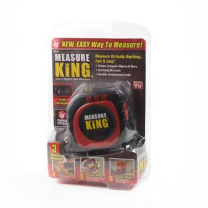 Универсальная рулетка - Measure King 3 in 1