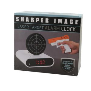 Будильник-мишень - Gun Alarm Clock