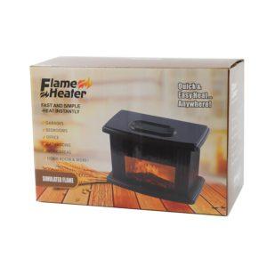 Декоративный мини камин - Flame Heater