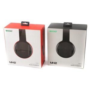 Bluetooth наушники - Sodo MH2