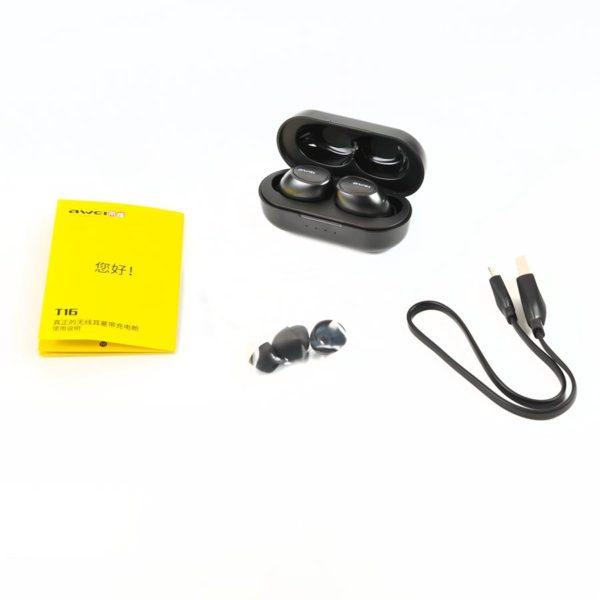 Беспроводные наушники - Awei T16