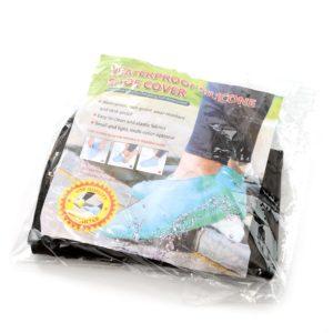 Водонепроницаемые чехлы-бахилы для обуви - Waterproof Silicone Shoe Cover