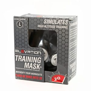 Маска для тренировки дыхания - Elevation Training Mask