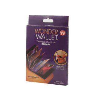 Кошелек-визитница - Wonder Wallet