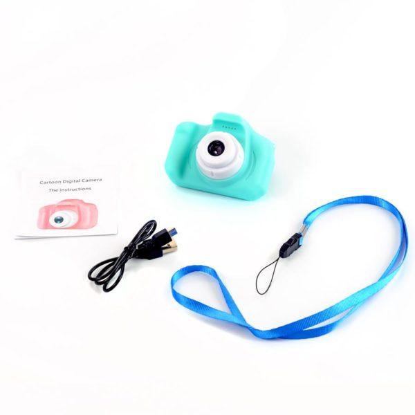Детская камера - Cartoon Digital Camera X2