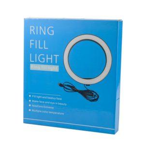 Кольцевая лампа - Ring Fill Light (26 см)