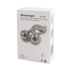 3D Массажёр - для лица и тела ZL-206