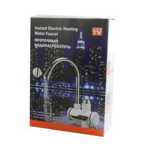 Проточный электрический водонагреватель - INSTANT ELECTRIC HEATING WATER FAUCET