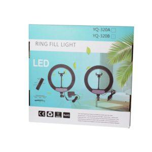 Кольцевая лампа - Ring fill light - YQ-320