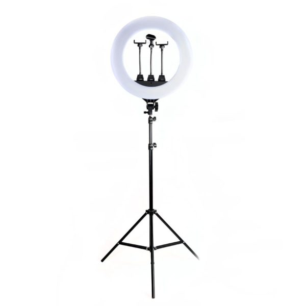 Светодиодная кольцевая лампа - ZB-R18