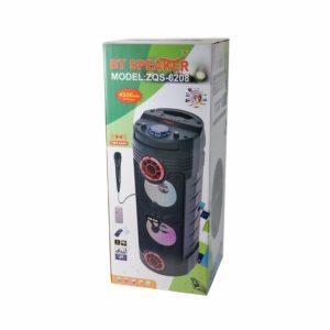 Акустическая Bluetooth колонка - ZQS-6208